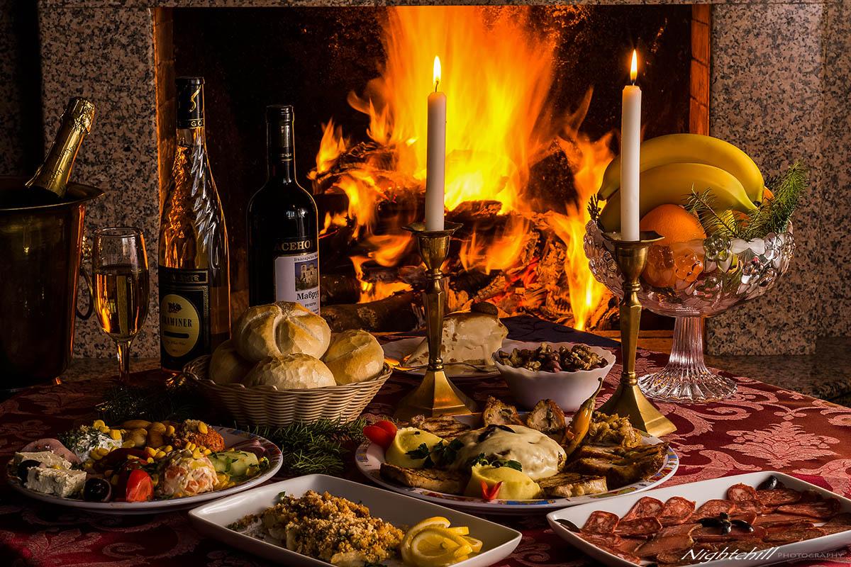 Професионална Кулинарна Фотография – Храни и Напитки