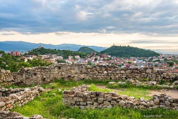 Zalez nad Plovdiv - Nebet Tepe