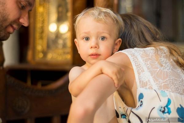 Фотография на кръщене София