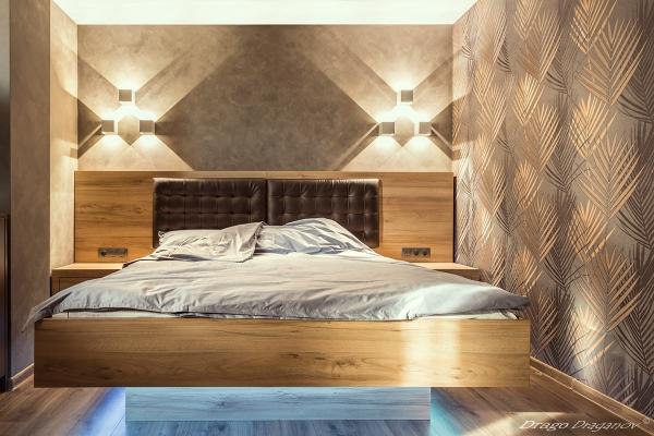 интериорна фотография спалня