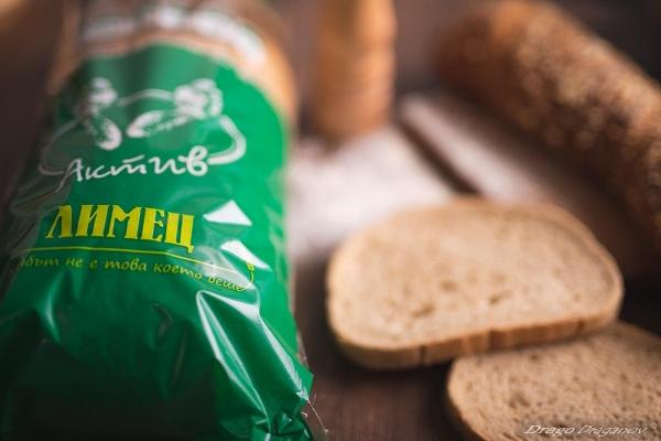 Рекламна фотография хляб
