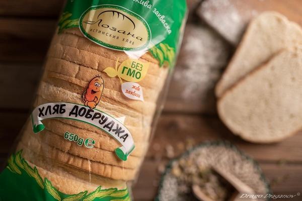 Продуктова фотография на хляб