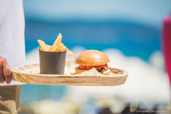 Рекламна фотография - ресторант миконос