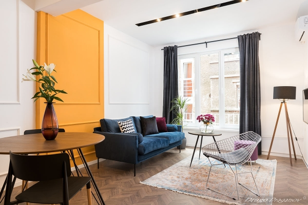 интериорна фотография апартамент airbnb