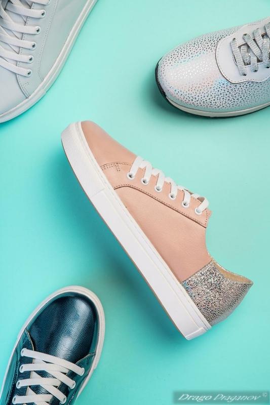 рекламна фотография обувки